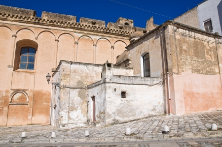 Mother Church of Massafra. Puglia. Italy.  Stock Photo - 18511703