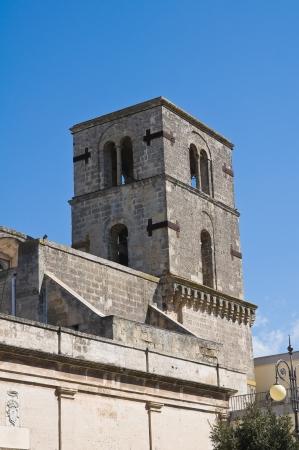 mottola: Mother Church. Mottola. Puglia. Italy.