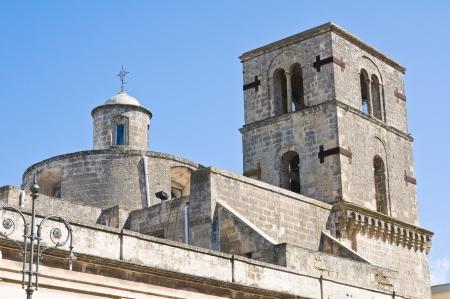 Mother Church. Mottola. Puglia. Italy.