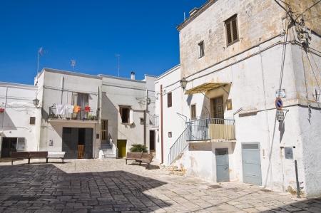 View of Mottola. Puglia. Italy.