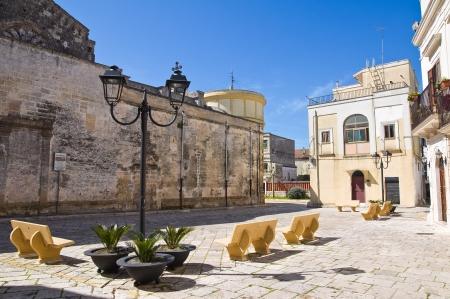 View of Mottola. Puglia. Italy. photo