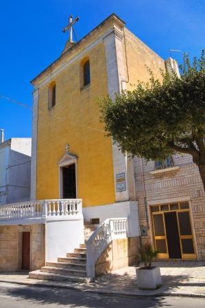 mottola: Church of Carmine. Mottola. Puglia. Italy.