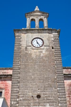 mottola: Clocktower  Mottola  Puglia  Italy