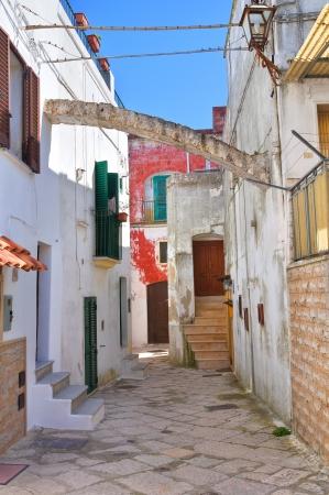 Alleyway  Mottola  Puglia  Italy   photo