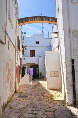 Alleyway  Mottola  Puglia  Italy Stock Photo - 19125056