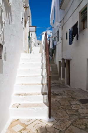 Alleyway  Mottola  Puglia  Italy   Stock Photo - 19125064