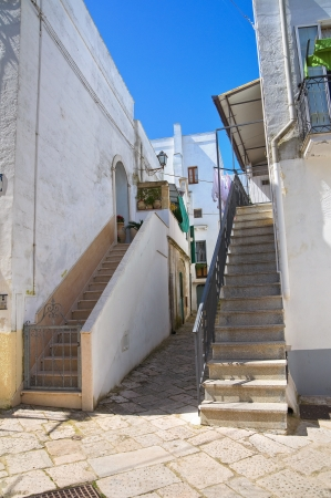 Alleyway  Mottola  Puglia  Italy   Stock Photo - 19125044