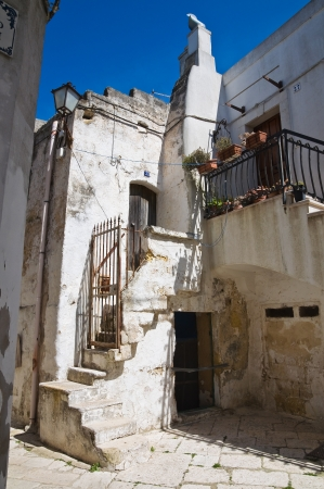 Alleyway  Mottola  Puglia  Italy   Stock Photo - 19125072