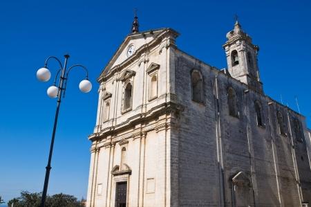 Church of St. Michele Arcangelo. Castellaneta. Puglia. Italy. photo