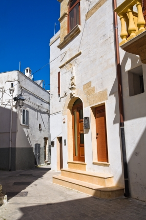 Alleyway. Castellaneta. Puglia. Italy. Stock Photo - 19147170