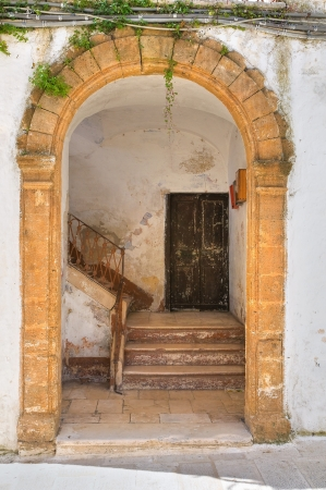 Historical palace. Castellaneta. Puglia. Italy. Stock Photo - 19159562
