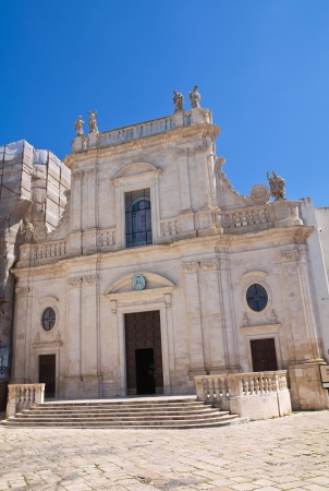 Cathedral of St  Nicola  Castellaneta  Puglia  Italy  Stock Photo - 19159750
