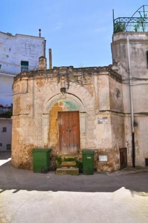 DAlagni palace  Castellaneta  Puglia  Italy  photo