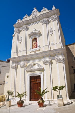 Church of St  Caterina  Castellaneta  Puglia  Italy Stock Photo - 19159733