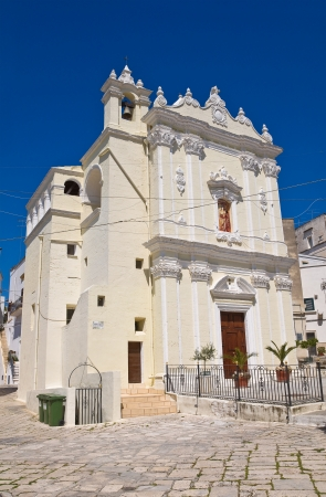Church of St  Caterina in Castellaneta, Puglia, Italy   photo