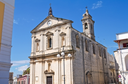 Church of St  Michele Arcangelo  Castellaneta  Puglia  Italy  photo
