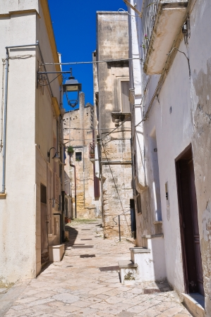 Alleyway  Castellaneta  Puglia  Italy Stock Photo - 19159745