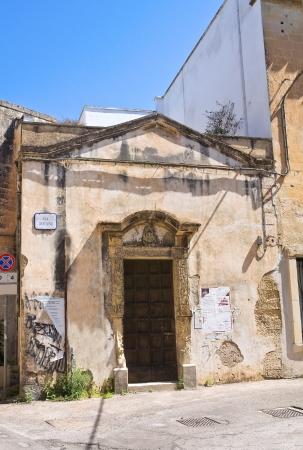 re: Church of Cristo Re. Lecce. Puglia. Italy.