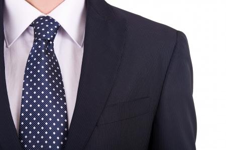 Businessman suit  photo