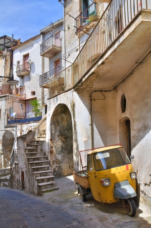 Alleyway  Tursi  Basilicata  Italy