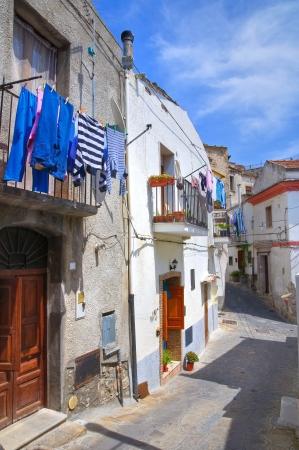 Alleyway  Tursi  Basilicata  Italy   photo