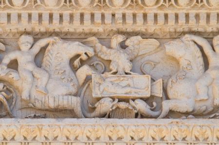 Angeli: Church of St  Maria degli Angeli  Lecce  Puglia  Italy