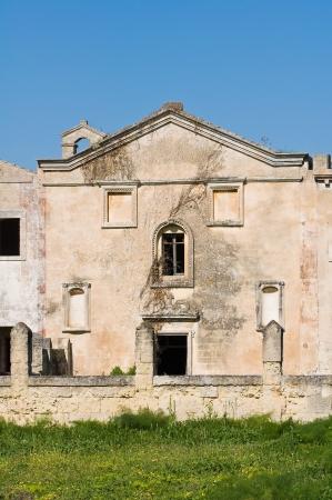 mottola: Casino del Duca  Mottola  Puglia  Italy  Editorial
