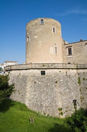 basilicata: Castle of Venosa  Basilicata  Italy
