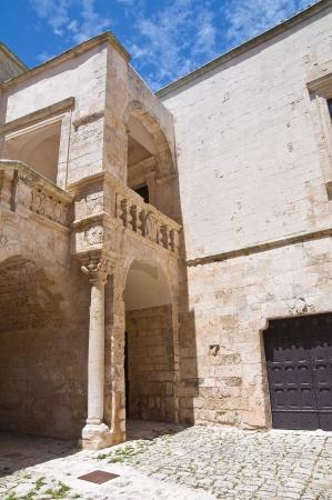Ducal castle. Ceglie Messapica. Puglia. Italy. photo