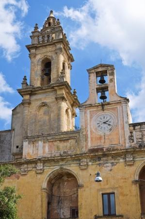 clocktower: Clocktower. Tricase. Puglia. Italy.