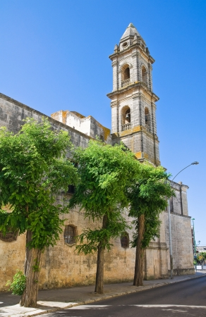 carmine: Chiesa del Carmine Presicce Puglia Italia