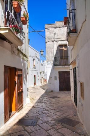 mottola: Alleyway  Mottola  Puglia  Italy