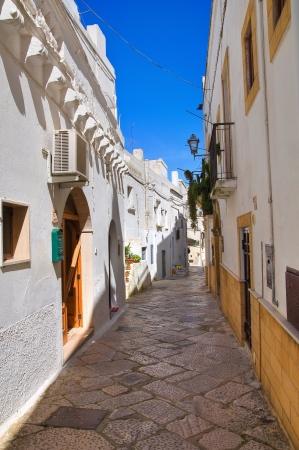 Alleyway  Mottola  Puglia  Italy