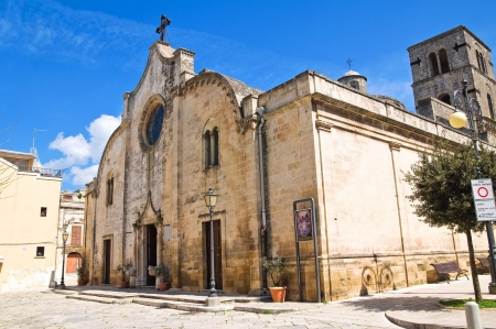 Mother Church  Mottola  Puglia  Italy  Stock Photo - 20312909