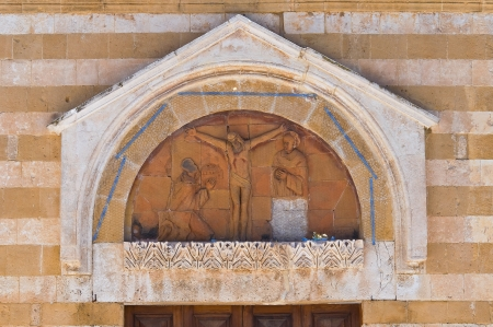 cristo: Church of Cristo. Brindisi. Puglia. Italy.