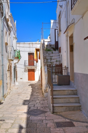Alleyway. Mottola. Puglia. Italy. Stock Photo - 20744342