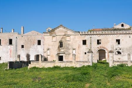mottola: Casino del Duca. Mottola. Puglia. Italy.