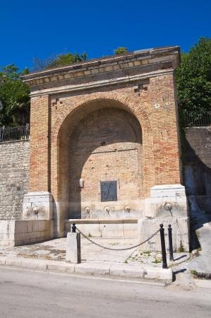 fontana: Fontana Muta. Alberona. Puglia. Italy.
