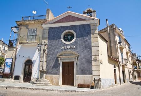 cappella: Cappella della Croce Roseto Valfortore Puglia Italia