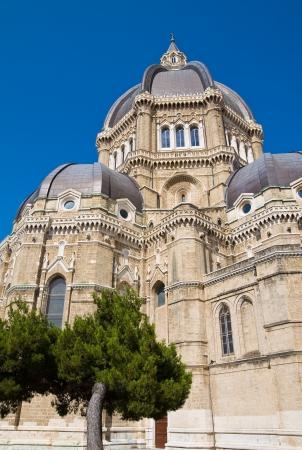 daunia: Duomo Cathedral of Cerignola. Puglia. Italy.