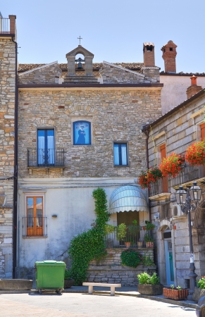 oratorio: San Filippo Neri Oratorio. Roseto Valfortore. Puglia. Italia.