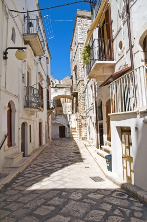 Alleyway. Putignano. Puglia. Italy.  Stock Photo - 21367756