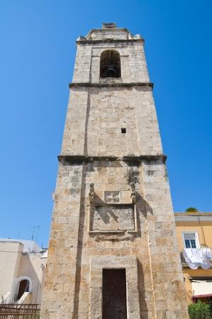 clocktower: Clocktower. Manfredonia. Puglia. Italy.