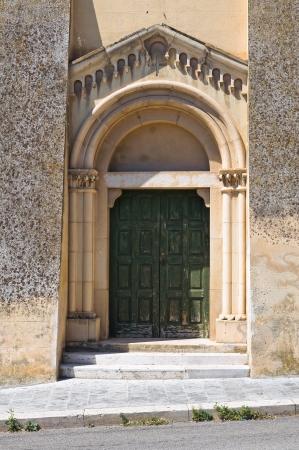 daunia: Church of St  Francesco  Manfredonia  Puglia  Italy