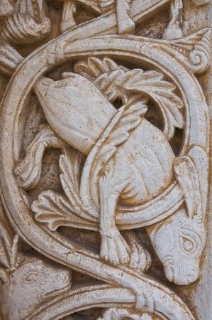 daunia: Abbey of St  Leonardo  Manfredonia  Puglia  Italy