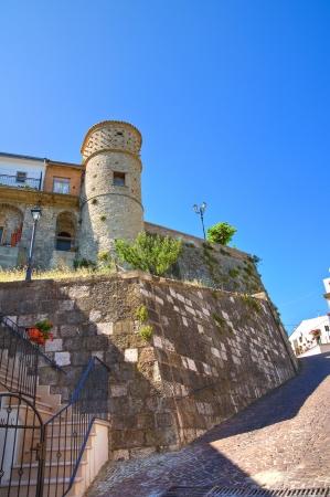 daunia: Alleyway. Alberona. Puglia. Italy.