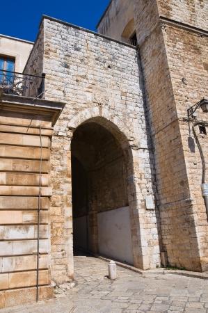 Porta della Gabella. Conversano. Puglia. Italy. Stock Photo - 21807744