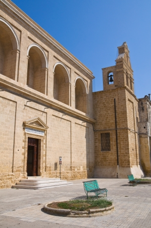 Church of Immacolata. Mesagne. Puglia. Italy. photo