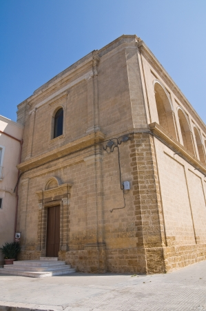 Church of Immacolata  Mesagne  Puglia  Italy  photo