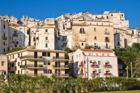 rodi garganico: Panoramic view of Rodi Garganico. Puglia. Italy.
